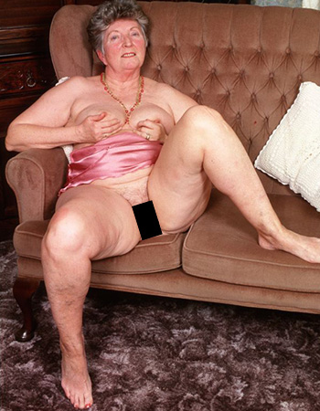 Frau ab 60